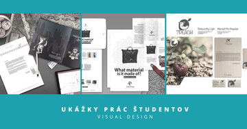 Thumb blog visual design ukazky