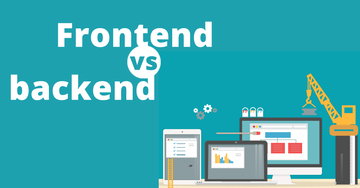 Thumb frontend vs backend