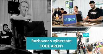 Thumb rozhovor code arena blog