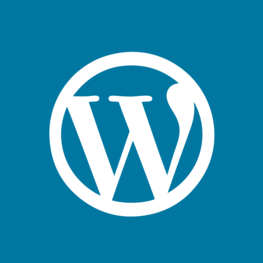 Wordpress kurz logo