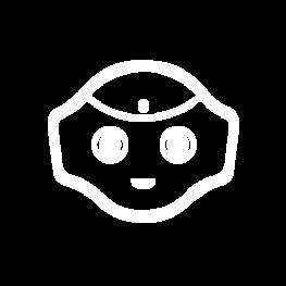 Nao robot ikona