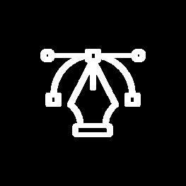 Logo design online kurz ikona