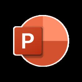 Powerpoint 365 ikona