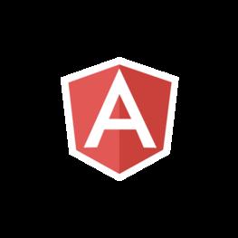 Angular ikona