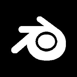 Blender ikona