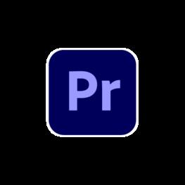 Premiere pro cc ikona