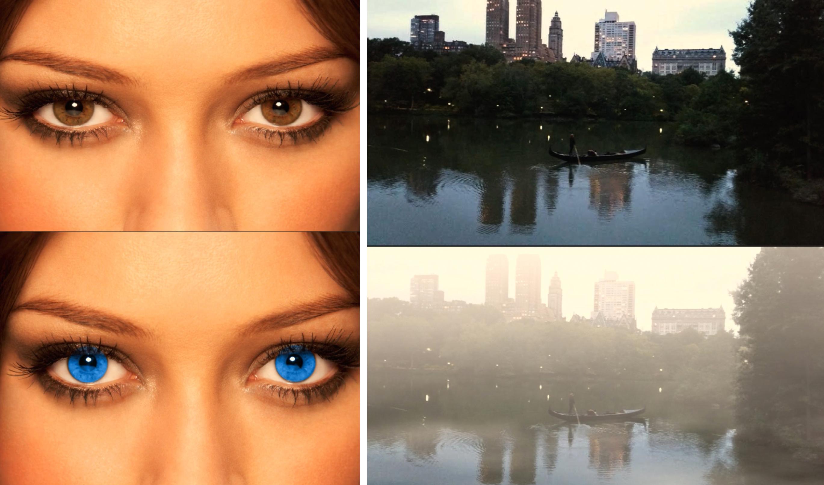 Ukážka úpravy fotiek v online kurze Photoshop