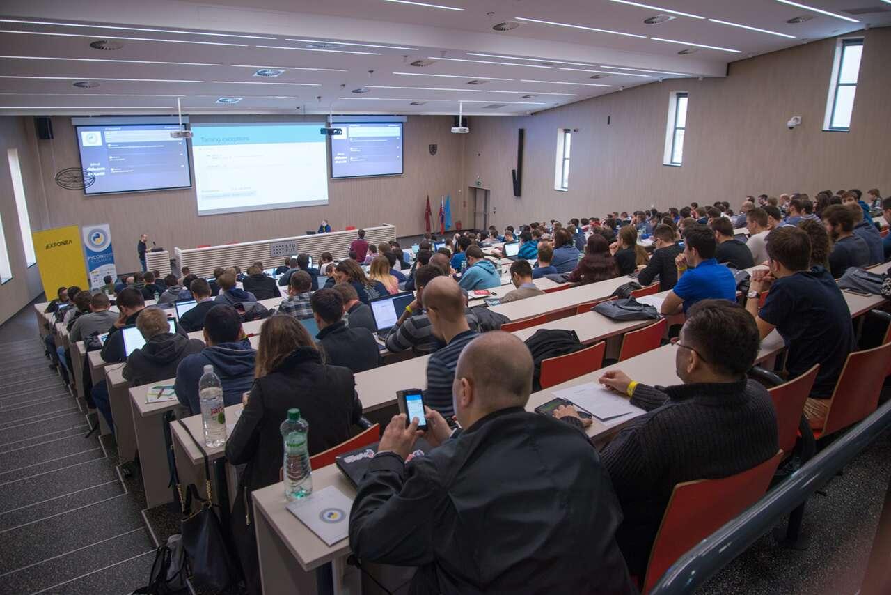 PyCon 2018 v Bratislave už v marci