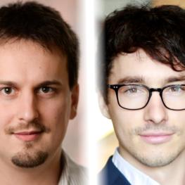 Peter Nemčok a Dušan Matuška