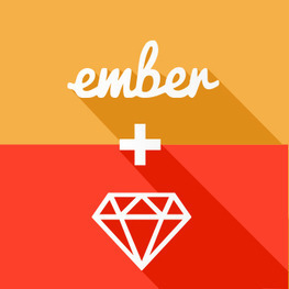 Emberjs plus ruby on rails